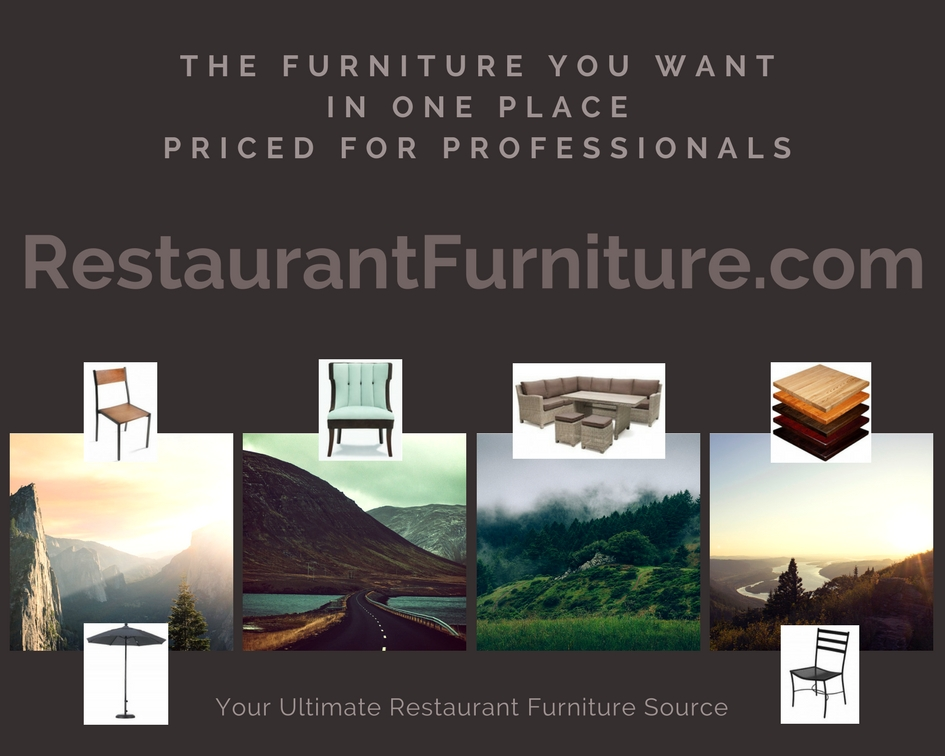 Shop today at RestaurantFurniture.com