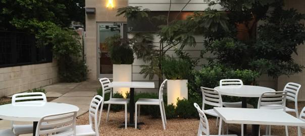 Resin Restaurant Chairs